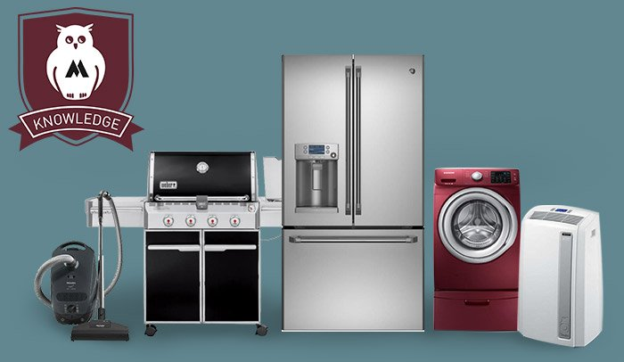 kitchen appliances from michael's appliance centers