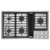 "Jenn-Air Euro-Style 36"" Jx3 Gas Downdraft Cooktop"